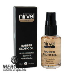 Масло для бороды и усов BARBER EXOTIC OIL